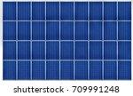 Background Solar Panel Blue...
