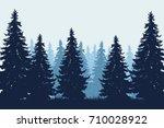 vector realistic illustration... | Shutterstock .eps vector #710028922