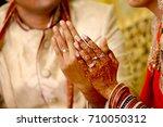 Indian Wedding Jewelry Couple