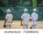 Training Scene Of The Baseball...
