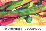 changed multicolored daub | Shutterstock . vector #710084302