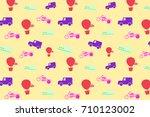 seamless pattern with fun...