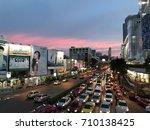 bangkok  thailand   august 30 ...   Shutterstock . vector #710138425