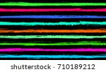 seamless striped pattern.... | Shutterstock .eps vector #710189212