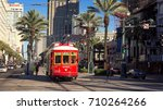 new orleans  louisiana   may... | Shutterstock . vector #710264266