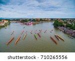 quang binh  vietnam  sep 2 ... | Shutterstock . vector #710265556
