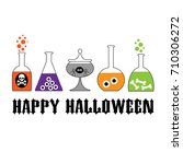 Halloween Typography With...