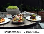 Colorful Meals In Melbourne ...