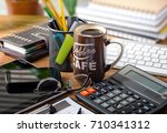 business accounting    Shutterstock . vector #710341312