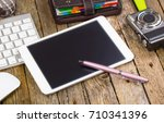 business accounting    Shutterstock . vector #710341396