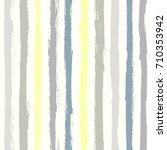 seamless summer color stripe...   Shutterstock .eps vector #710353942