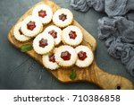 Cutout Cookies With Berry...