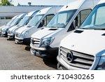 moenchengladbach  germany  ...   Shutterstock . vector #710430265