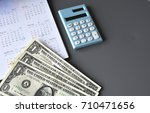 account verify and payment of... | Shutterstock . vector #710471656