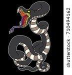 snake cobra | Shutterstock .eps vector #710494162