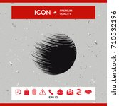 logo earth symbol   Shutterstock .eps vector #710532196