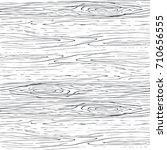 seamless wood grain gray...   Shutterstock .eps vector #710656555