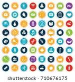 health icons | Shutterstock .eps vector #710676175