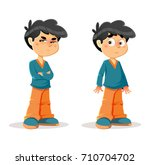 vector illustration of... | Shutterstock .eps vector #710704702