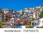 view of taxco  guerrero  mexico | Shutterstock . vector #710733172