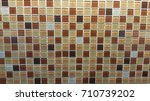 tile  square  striped  grid...   Shutterstock . vector #710739202