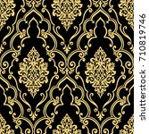 wallpaper in the style of... | Shutterstock .eps vector #710819746