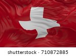 national flag of the...   Shutterstock . vector #710872885