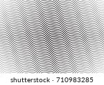 abstract background with lines... | Shutterstock .eps vector #710983285