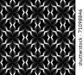 seamless pattern. vector... | Shutterstock .eps vector #71098846