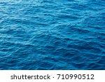 azure sea in croatia | Shutterstock . vector #710990512