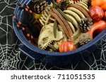 Halloween Witch\'s Brew Of Fish...