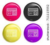 id card multi color glossy...