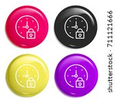 signs multi color glossy badge...
