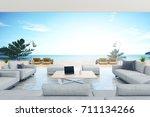 3d rendering   illustration of... | Shutterstock . vector #711134266