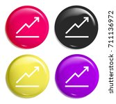 profit multi color glossy badge ...