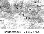 grunge background of black and... | Shutterstock . vector #711174766