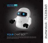 chat bot  the concept of...