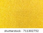 abstract gold background.... | Shutterstock . vector #711302752