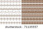ornaments | Shutterstock .eps vector #71135557