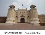 Alamgiri Gate in Lahore