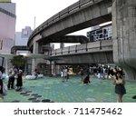 bangkok  thailand   august 31 ...   Shutterstock . vector #711475462