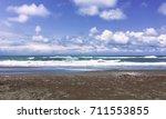 sea  sun  beach | Shutterstock . vector #711553855