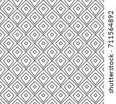 repeated rhombuses  kites ... | Shutterstock .eps vector #711564892