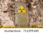 Radioactive  ionizing radiation ...