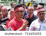 kuala lumpur  malaysia   8 9... | Shutterstock . vector #711651052