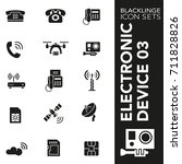 high quality black and white... | Shutterstock .eps vector #711828826