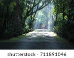 natural light in the morning on ... | Shutterstock . vector #711891046