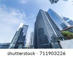 common modern business... | Shutterstock . vector #711903226