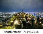 bangkok  thailand   november 26 ... | Shutterstock . vector #711912316