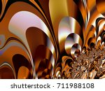 Abstract Brown Background    ...